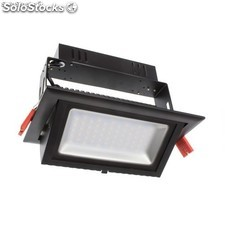 Foco Proyector LED Direccionable Rectangular Samsung 28W Black