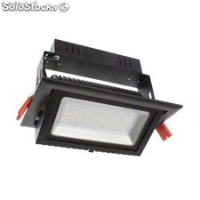 Foco Proyector LED Direccionable Rectangular Samsung 38W Black