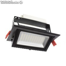 Foco Proyector LED Direccionable Rectangular Samsung 60W Black