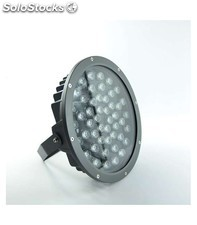 Foco proyector led exterior 48w rgb ip67