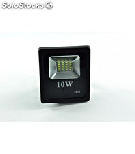 Foco proyector led exterior smd 10w ip67 3000k blanco calido