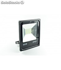 Foco proyector led exterior smd 50w ip67 3000k blanco calido
