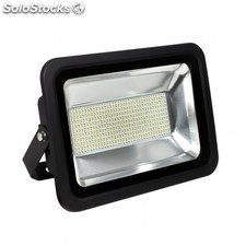 Foco proyector led smd 150w 135lm/w he slim pro