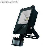 Foco proyector LED SMD Pro con detector 20W