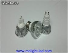 focos Led 3w (mol-spotlight001)