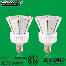 focos led 40 Watt iluminacion exterior Post Top Readaptar