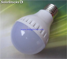 focos led 7W AC220V 230V E27/B22 led light bulb 7W