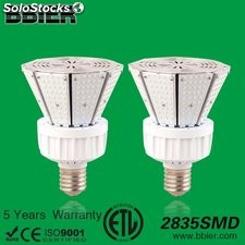 focos led 80 Watt iluminacion exterior Post Top Readaptar