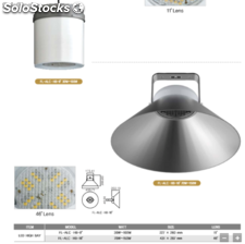Focos led high bay