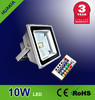 Focos led rgb;LED flood lighting 10W;Foco proyector led