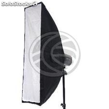 Focus or softbox continuous light of 140 x 35 cm (EO63)