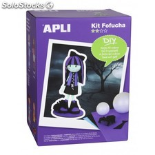 Fofucha Kit Monster Apli