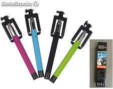 foldable bluetooth selfie stick Z07-5F wireless monopod autopalo