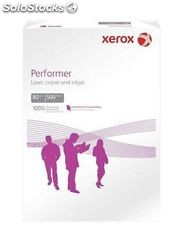 folios, 240 paquetes papel a4 80 grs. Xerox Performer,1 palet