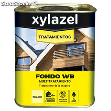 Fondo Imprim. Mad 750 Ml Inc. Tratam.Esp. Int/Ext Wb Xylazel