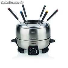 Fondue de Acero Inoxidable Princess PRINCESS 2,3 L 800W Acero inoxidable