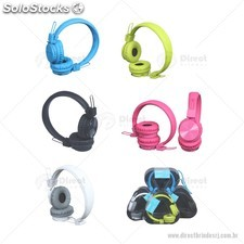 Fone de Ouvido Headphone Bluetooth Wireless