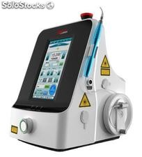 Foot onychomycosis treatment with 1064nm 10w portable diode laser