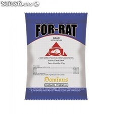 For Rat Grão de Cereais e Girassol - 1 kg (40 saches de 25g)