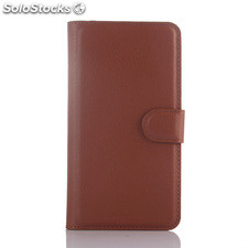 For ZTE blade A460 PU litchi Leather Case Cover (9 colors)