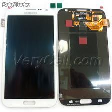 fornecer Samsung s3/s4/s5, note2,note3 complete lcd with frame,back cover