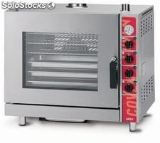 Forno a gas 6 ripiani professional convection