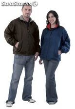 forro polar reversible impermeable y bicolor glasgow valento