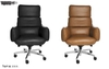 Fotele biurowe Executive classic chair line OTTO ZAPF HIGH