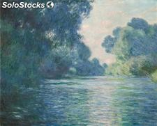 Fotomural Impresionismo Morning on the Seine at Giverny, 1897 - w:300cm. X h:250
