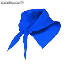 Foulard Unisexe bleu royal accesories collection