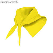 Foulard Unisexe jaune accesories collection