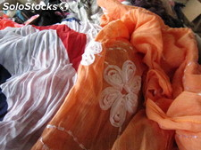 foulards/ stock