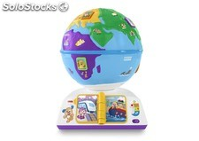 Fp le globe terrestre puppy