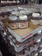 Frascos originais Nutella Chocolate 52g 350g 400g 600g 750g 800g