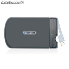 Freecom - Tough Drive 500GB Gris disco duro externo