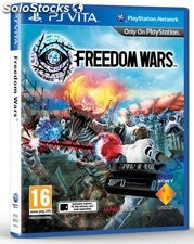 Freedom wars/ps vita