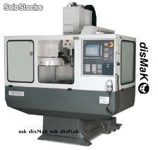 Fresadora cnc f 100 tc cnc optimum