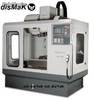 Fresadora cnc f 210 tc-cnc optimum