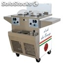 Fresh ice cream production and exhibition-bench mod. gx2-electronic batch