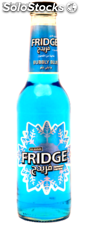 Fridge boissons gazeuses bubble blue