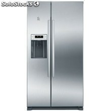 Frigorífico americano side by side balay 3fa4664x inox con dispensador de agua y