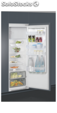 Frigorífico Integrable indesit INSZ1801AA Bco 1.77m