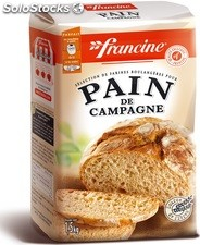 Frnc farine pain CAMPAGNE1.5KG
