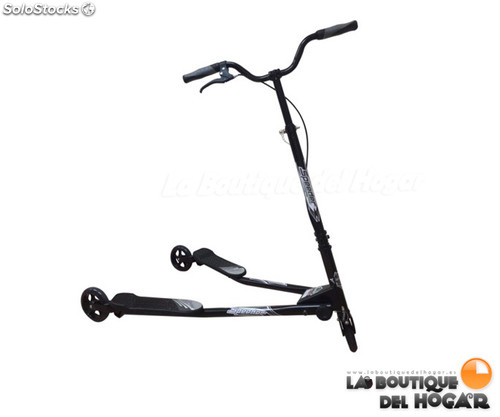 Frog scooter, patinete aluminio ,reflex scooter , street surfer 100KG peso
