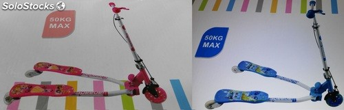 Frog scooter, patinete aluminio ,reflex scooter , street surfer ,speeder scooter