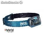 Frontal petzl display taktika 150 lumenes azul
