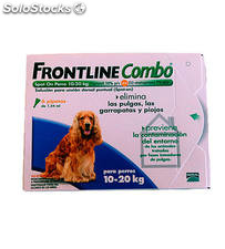 Frontline Spot On Combo 10- 20 Kg 3.00 Pipette
