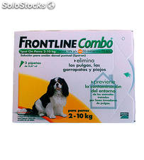 Frontline Spot On Combo 2- 10 Kg 3.00 pipette