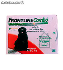 Frontline Spot On Combo 40 - 60 Kg 1.00 pipette