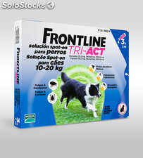 Frontline Tri Act 10-20 Kg 3.00 pipette